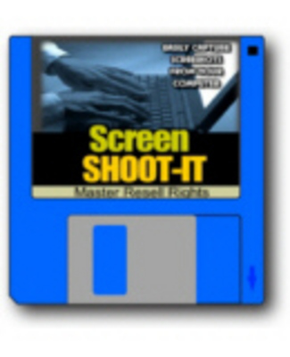 Product picture Screen Shoot-It - capture screenshots from your computer